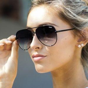 Quay Desi perkins fade sunglasses